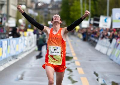 Zürich Marathon 2012 (Bild: PHOTOPRESS)