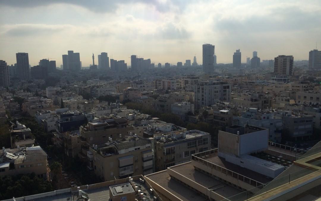 Grüsse aus Tel Aviv (Kurzurlaub)!