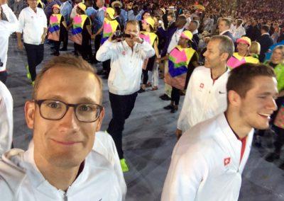 Olympische Spiele Rio 2016 - Eröffnungsfeier