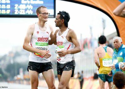 Olympische Spiele Rio 2016 (Bild: Keystone)