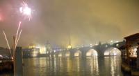 Frohes neues Jahr aus Prag!