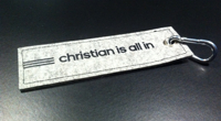 christian is all in