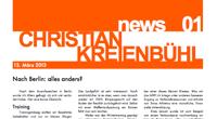 ckr News Nr. 01