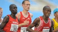 Militärweltspiele Rio 10'000m: für Final qualifiziert