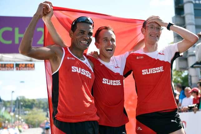 Leichtathletik-EM 2014, 17. August 2014 (Bild: Keystone)