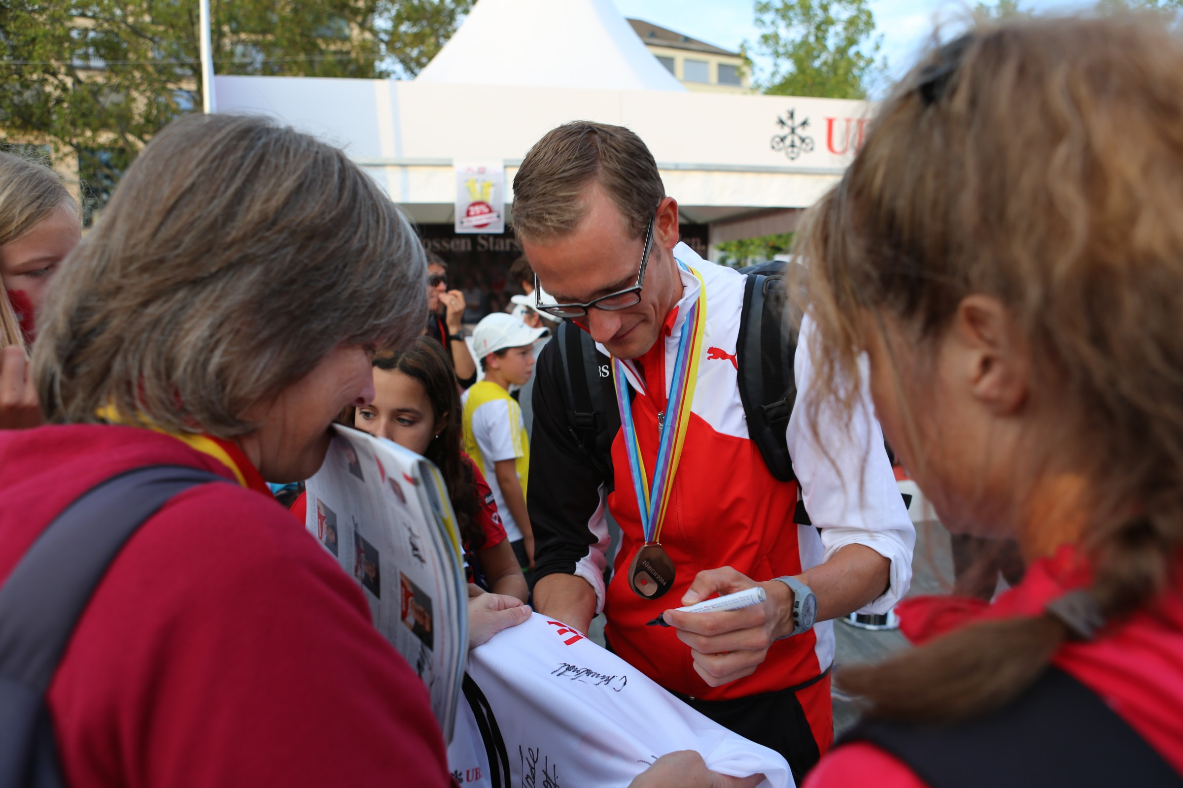 Leichtathletik-EM 2014, 17. August 2014 (Bild: Matthias Kreienbühl)
