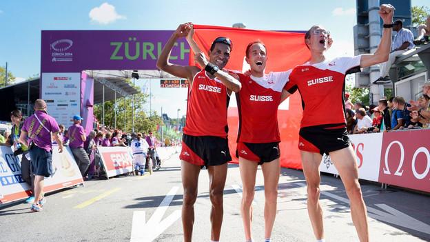 Leichtathletik-EM 2014, 17. August 2014