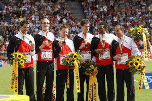 Das Schweizer Marathon-Team gewinnt EM-Bronze