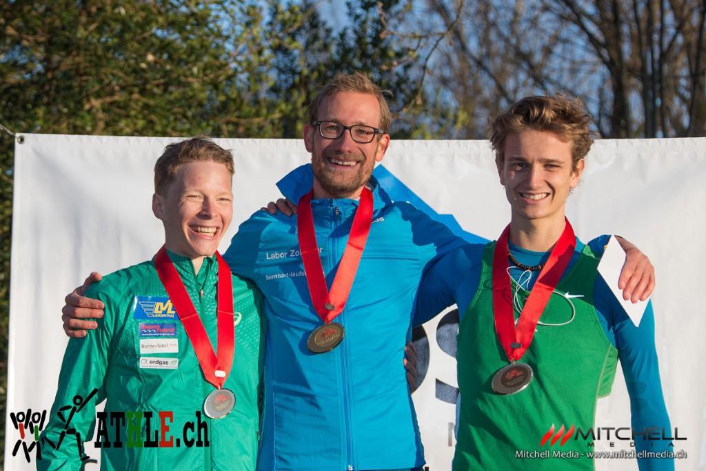 Schweizer Cross-Meisterschaften Lausanne, 28. Februar 2015 (Bild: ATHLE.ch, Daniel Mitchell)