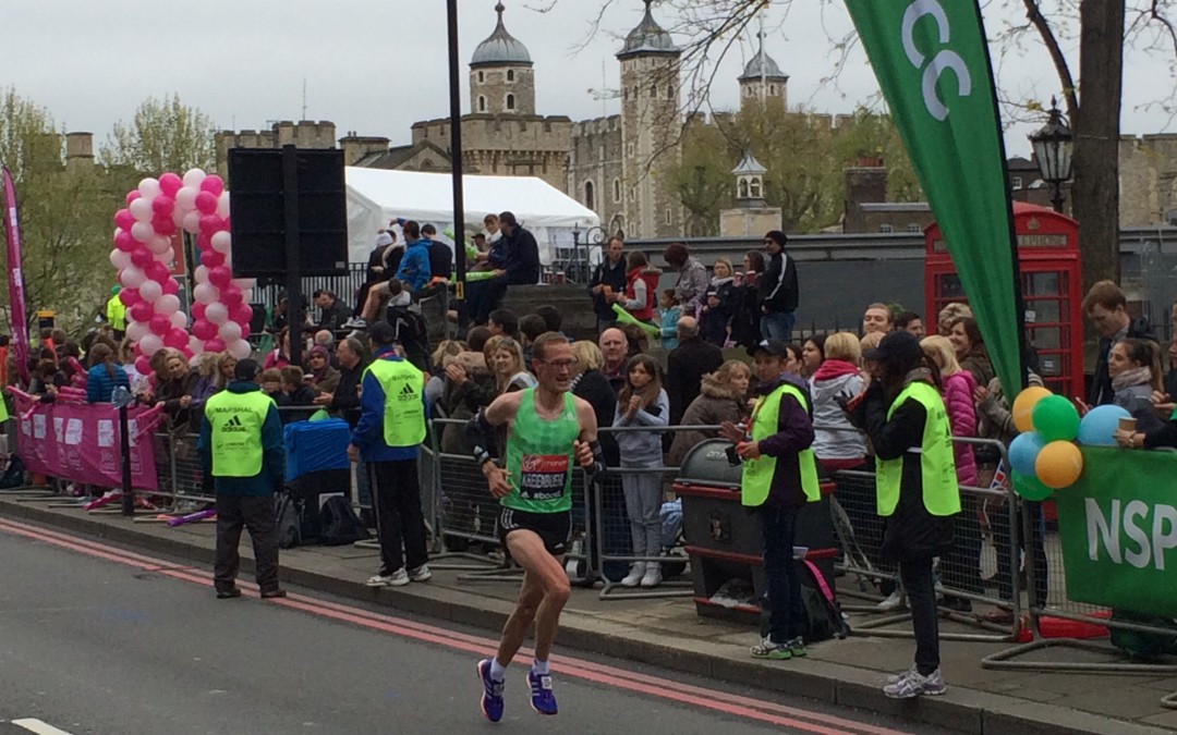 London Marathon, 26. April 2015 (Bild: Rubén Oliver)