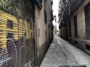 Barcelona - keine Sackgasse.