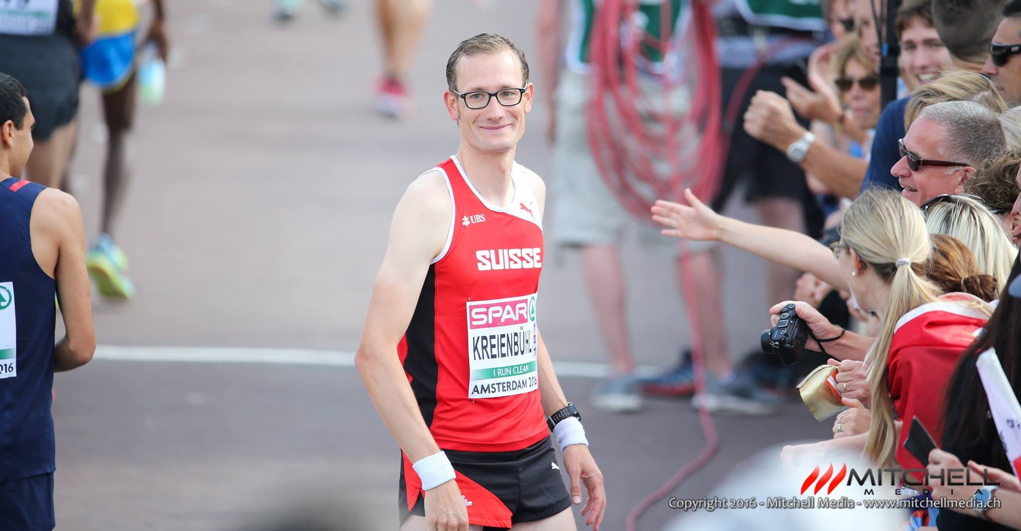 Team Europameister Halbmarathon 2016 (Bild: Mitchell Media)