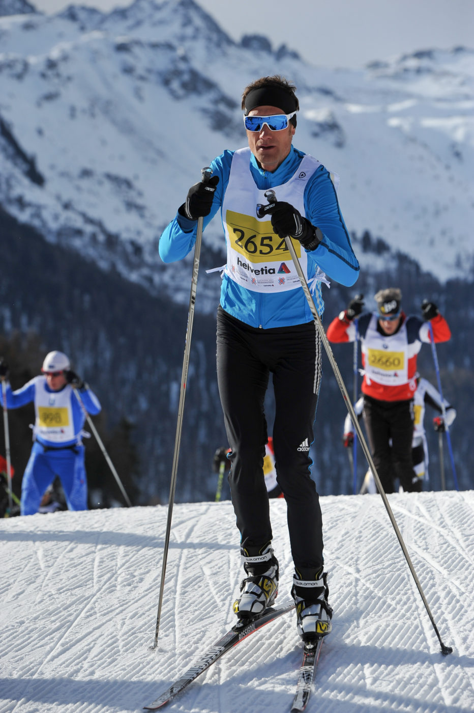 Engadin Skimarathon (12. März 2017)